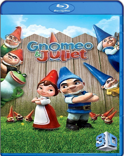 Gnomeo and Juliet [2011] [BD50] [Latino] [3D]