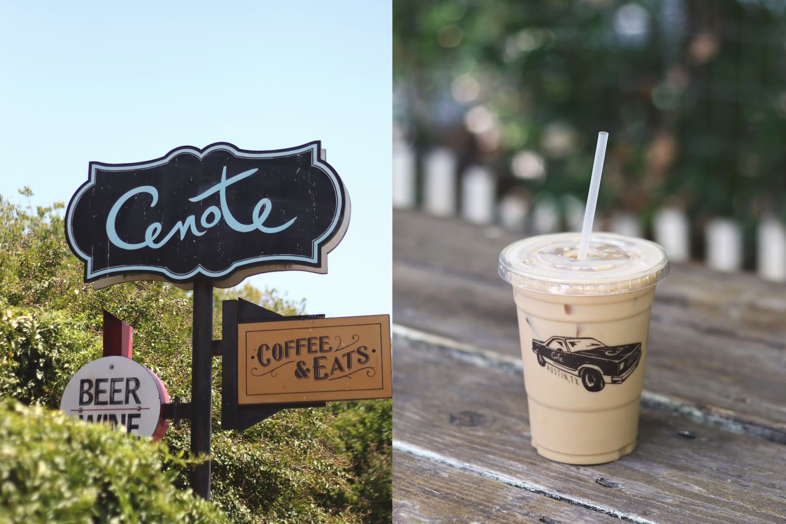 Cenote Austin, Iced Coffee, Cozy Coffee Shop, Coffee Shops Vibe
