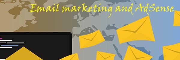 Email marketing and AdSense Image