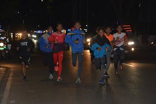 Gelar press conference, Danrem 162/WB Ajak Masyarakat NTB Ramaikan Fun Night Run HUT TNI ke 74