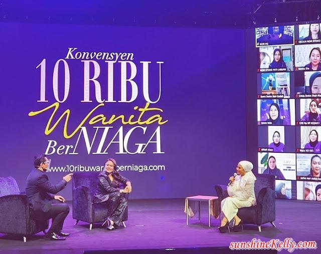 Noir,  Noir 10 Ribu Wanita Berniaga Virtual Convention, Eriyca Baiduri , Madammu,  Purple Bonanza Lucky Draw, NOIR Health & Beauty, Lifestyle
