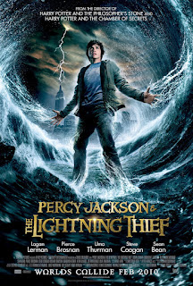 Percy Jackson And the Olympians: The Lightning Thief 2010 Dual Audio 720p BluRay