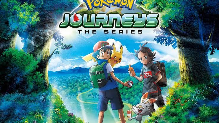 Pokemon Journeys All Episodes In 1080p