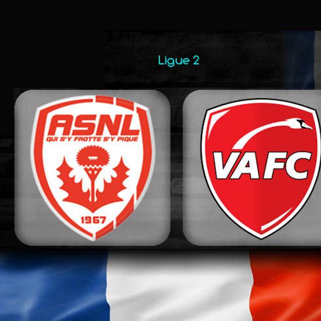 Nhận định Nancy vs Valenciennes - vòng đấu thứ 20 giải hạng 2 Pháp