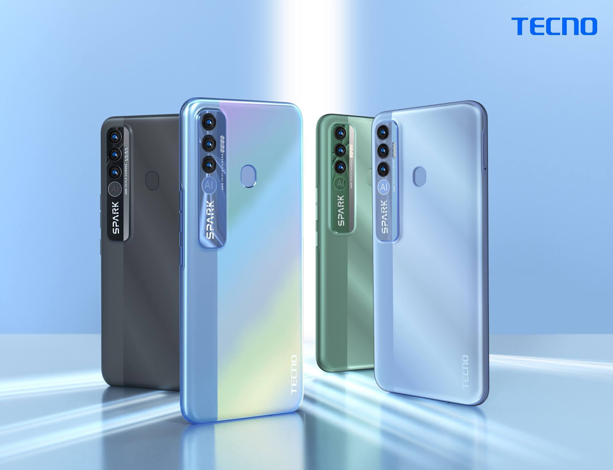 TECNO Mobile Smartphones for Online Learning