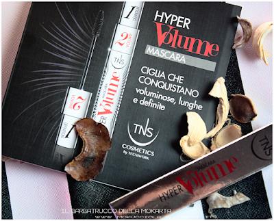 recensione HyperVOLUME Mascara by Tns Cosmetics