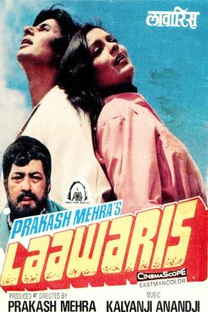 Download Laawaris (1981) Hindi Movie 720p DVDRip 1.6GB