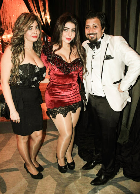 Ahmed samir alex with Rawan Fouad with Shery Abdallah