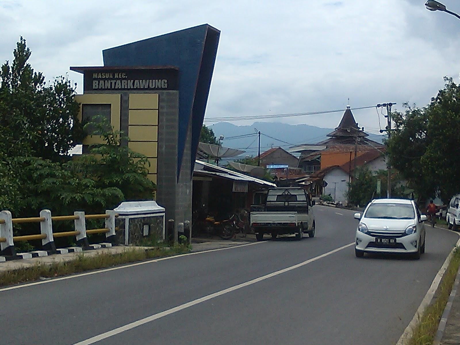 Potensi Kecamatan Bantarkawung