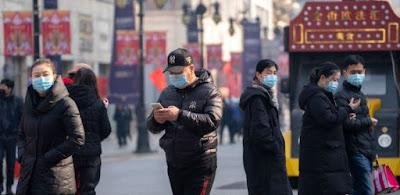 """China Negara Pertama Luncurkan """"Paspor Virus"""""""