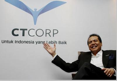 Chaerul Tanjung memulai membangun bisnis - pustakapengetahuan.com