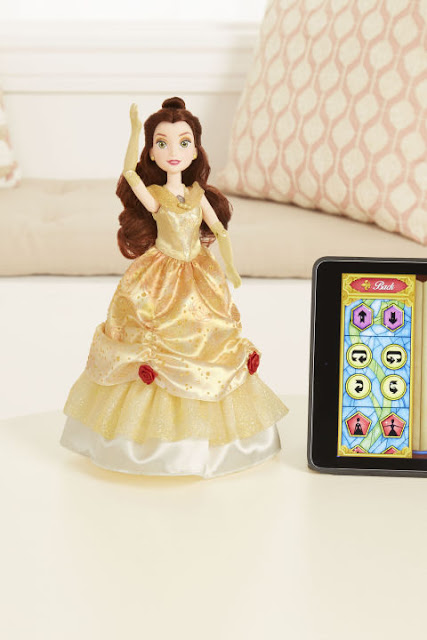 Princess Dance Code Belle