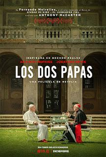 Los dos papas (2019) Online O Descargar Gratis HD