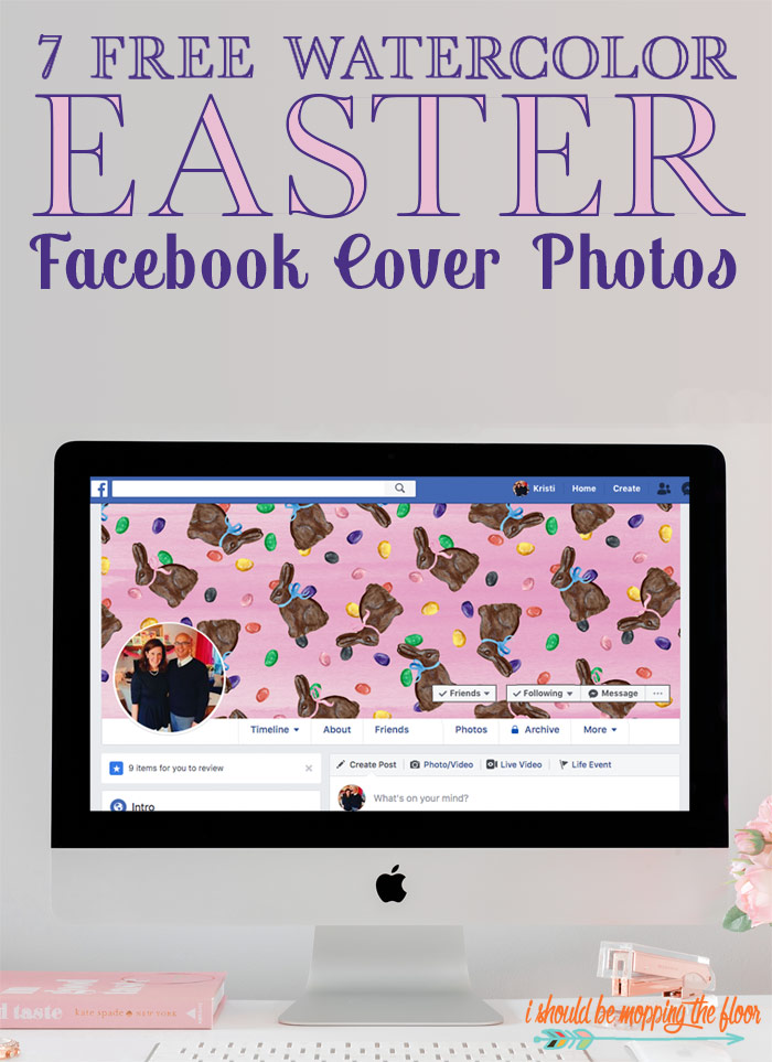 Easter Facebook Cover Photos