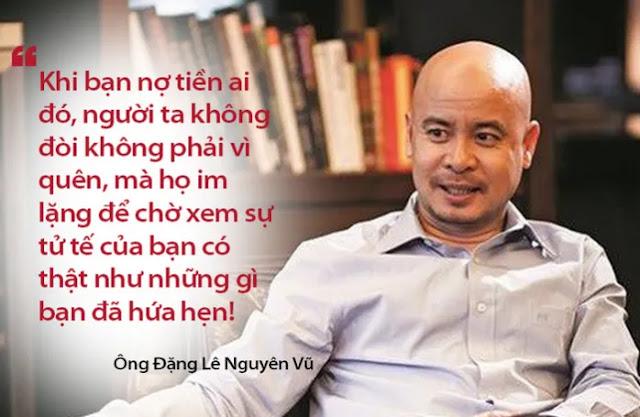 Đặng Lê Nguyên Vũ, Dang Le Nguyen Vu, Câu nói Đặng Lê Nguyên Vũ, Cau noi Dang Le Nguyen Vu, Thedanangtimes.com