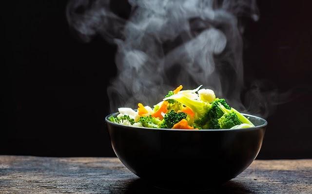 Το φανταστικό κόλπο για λαχανικά στον ατμό