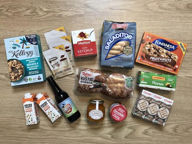 ¿Qué trae la Degusta Box de este mes? Mayo de 2021