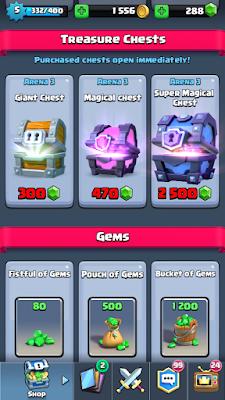 Cómo gastar gemas en Clash Royale
