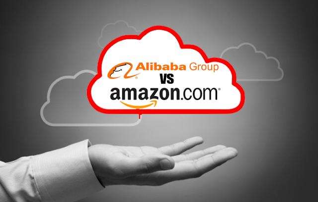 War on Clouds: Amazon vs. Alibaba.