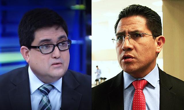 El procurador para el caso Lava Jato, Jorge Ramírez, consideró que Amado Enco quiere dejar sin efecto el acuerdo de colaboración eficaz con Odebrecht