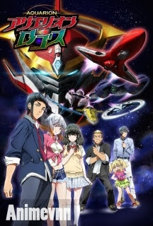 Aquarion Logos -Aquarion Evol SS2