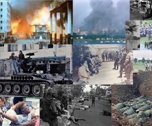 LA INVASIÓN Y MASACRE DE PANAMÁ DE 1989 POR EE.UU