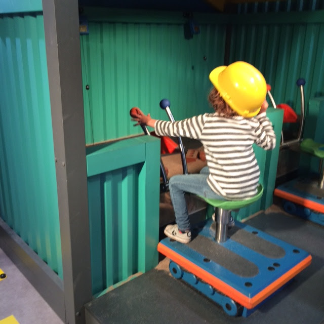 Mattel play Liverpool,  bob the builder zone