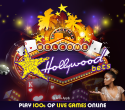 Live Games with Hollywoodbets