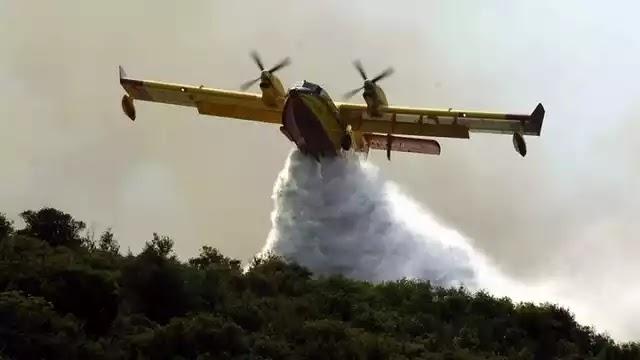 Ασύλληπτη ομολογία εμπρηστή: Έβαζα φωτιές για να εμφανίζομαι μετά ως εθελοντής πυροσβέστης