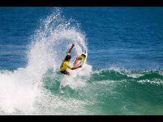Billabong Rio Pro 2012 - Day 1 Highlights