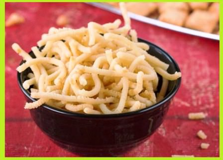 चावल की कचरी बनाने की विधि - Chaval Khachri Recipe In Hindi
