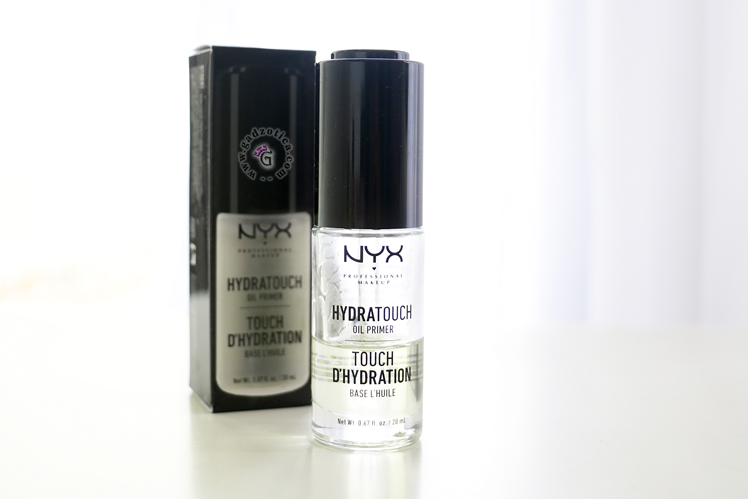 NYX HydraTouch Oil Primer