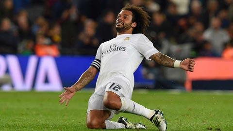 Marcelo đến sân Bernabeu để ký hợp đồng với Real kể từ ngày 15/11/2006