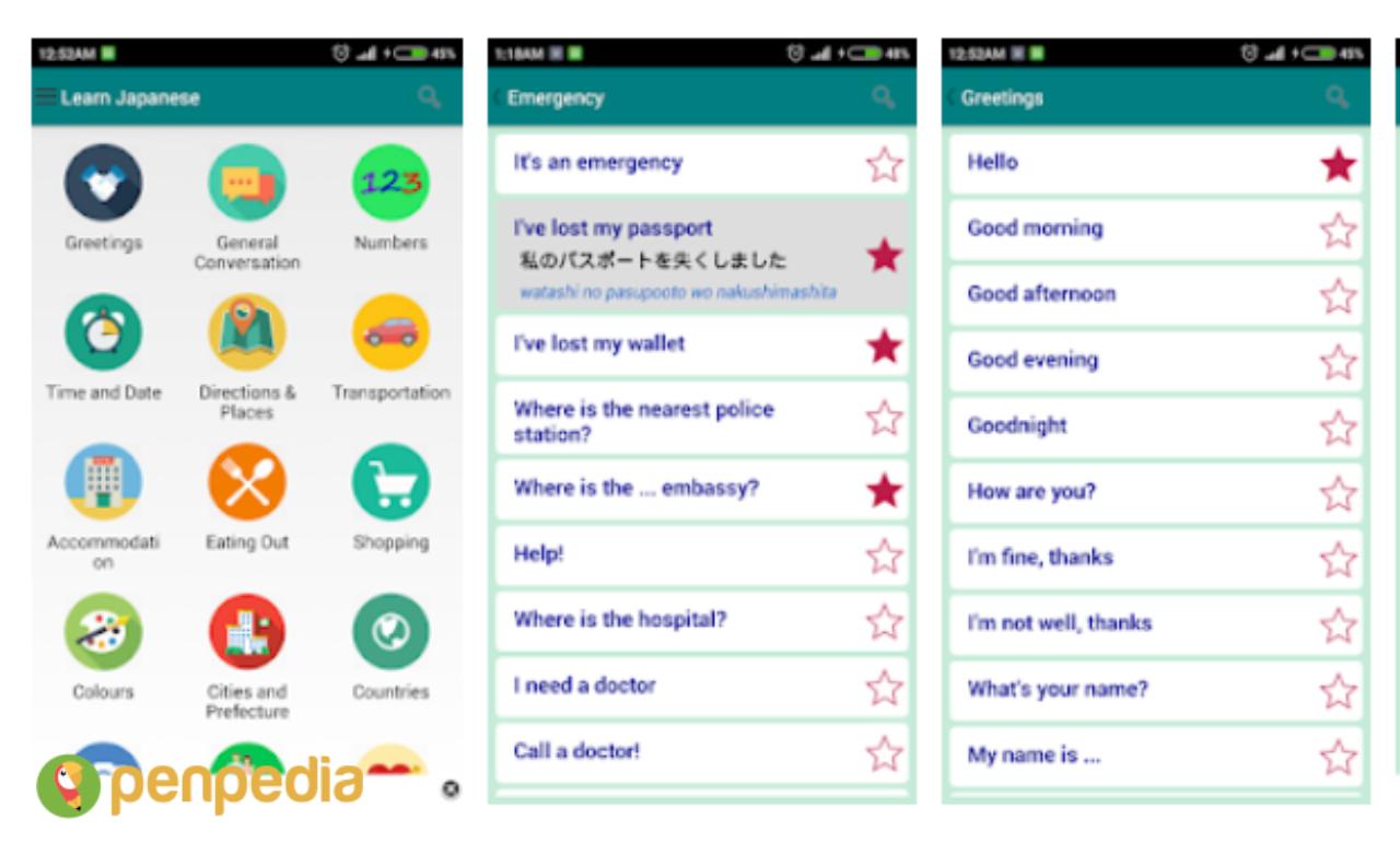 web untuk belajar bahasa jepang