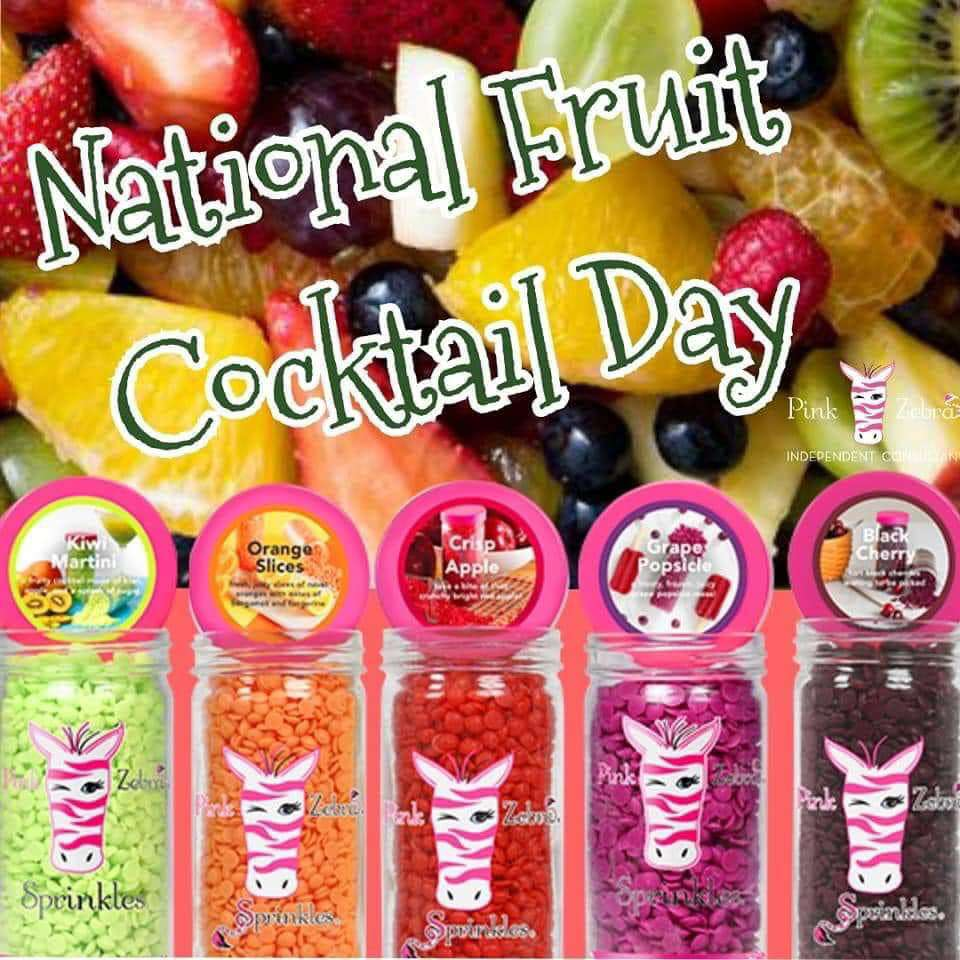 National Fruit Cocktail Day Wishes pics free download