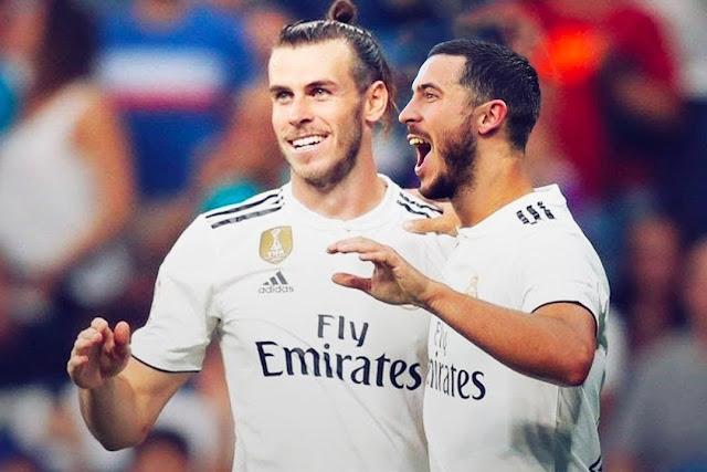 Xác định ngày Bale và Hazard trở lại