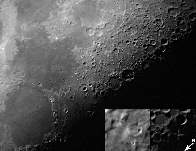 Lunar X ja Descartesin kiehkura