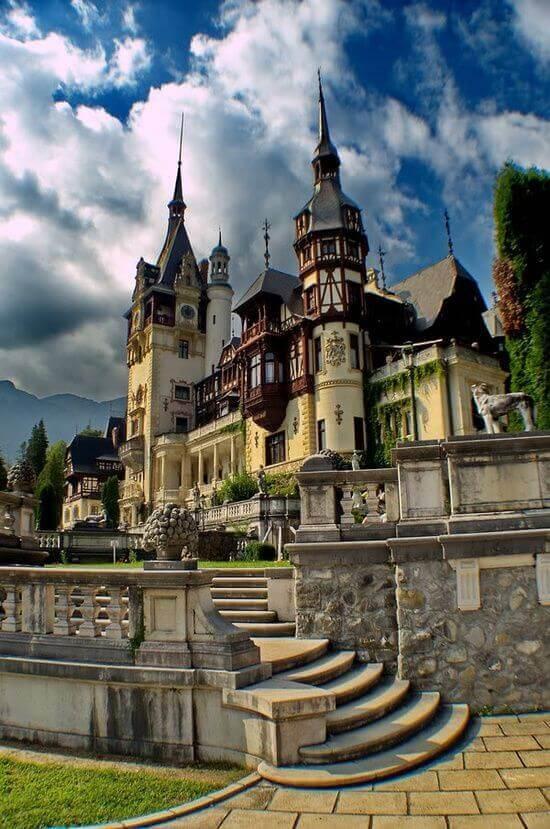 Peleș Castle, Romania