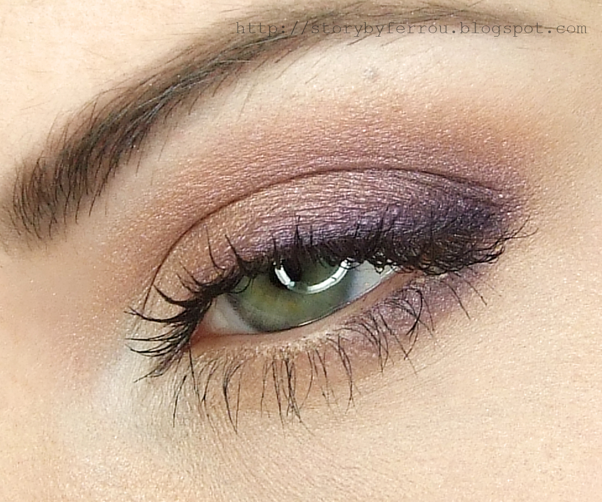 Ferrou Makeup Blog Makijaż Kosmetyki Delikatny Romantyczny