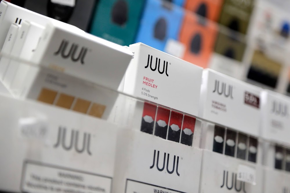 Juul Vapes as smoking cessation tool