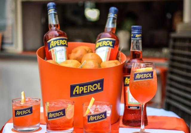 Aspri Spirits Celebrates the Ultimate Italian Legend with APEROL Spritz
