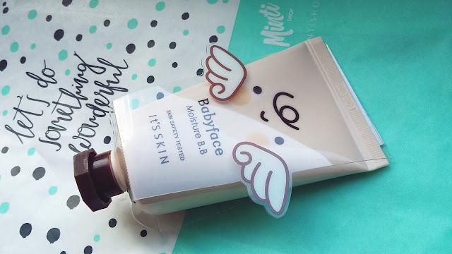 IT'S SKIN Cream Moisture Nawilzajacy krem BB - pierwsze wrazenia po 2 tygodniach stosowania!