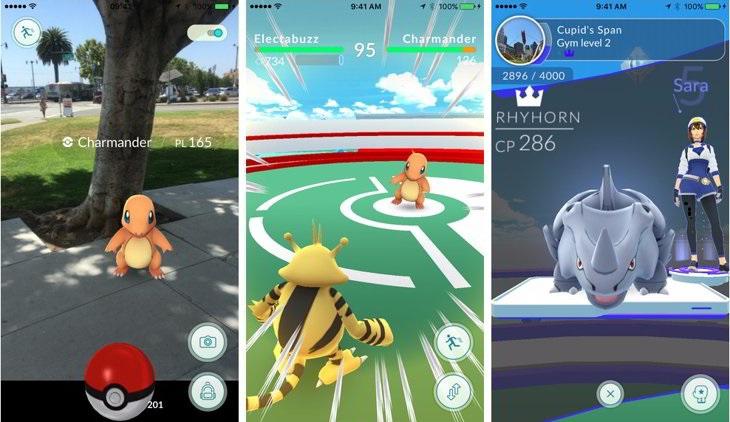 play free online pokemon go