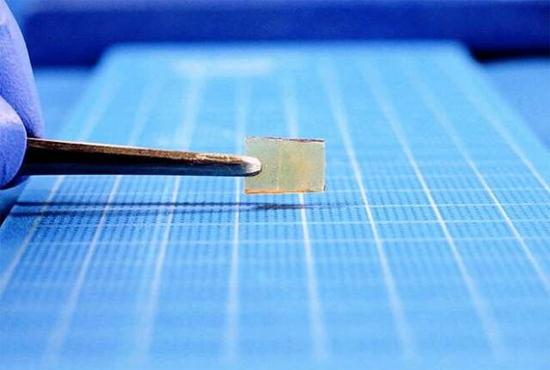 polyether-thioureas novo material tela auto regenera