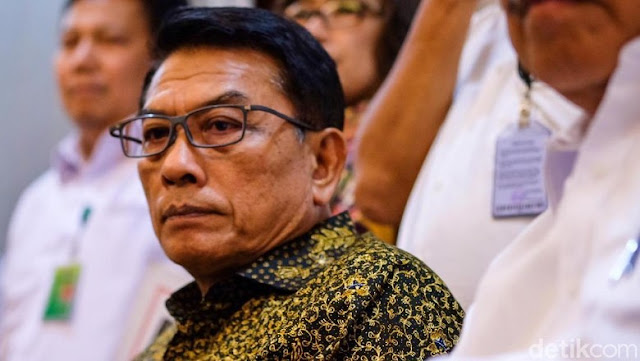 Moeldoko: Tak Ada Tim Mawar dalam Kerusuhan 22 Mei