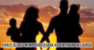 Calon Istri idaman Laki-Laki Harus Selalu Memprioritaskan Kepentingan Keluarga