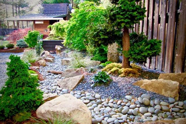 Small Backyard Zen Garden Ideas For Relax Spaces