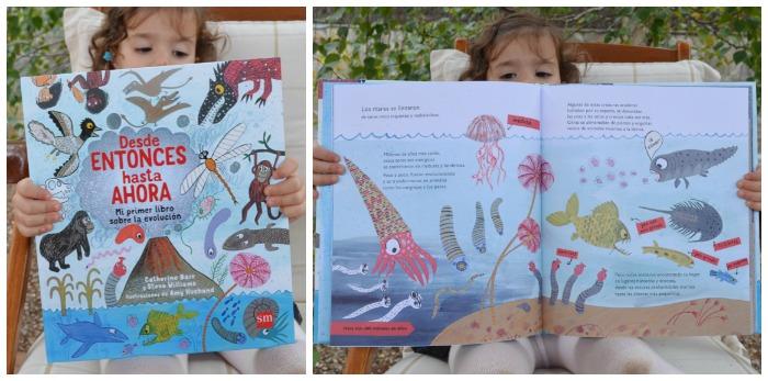 los mejores libros informativos para niños, libros conocimientos historia evolucion
