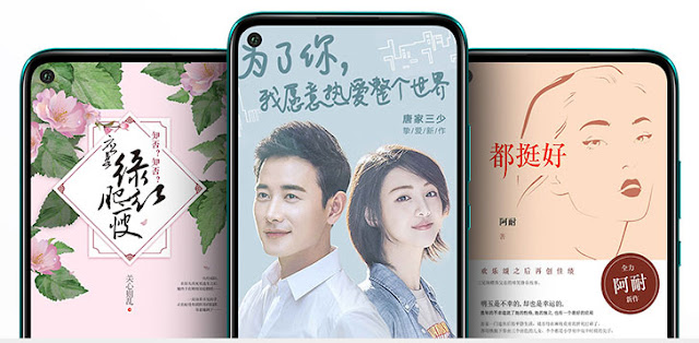 Huawei Mate 30 Lite launched in china
