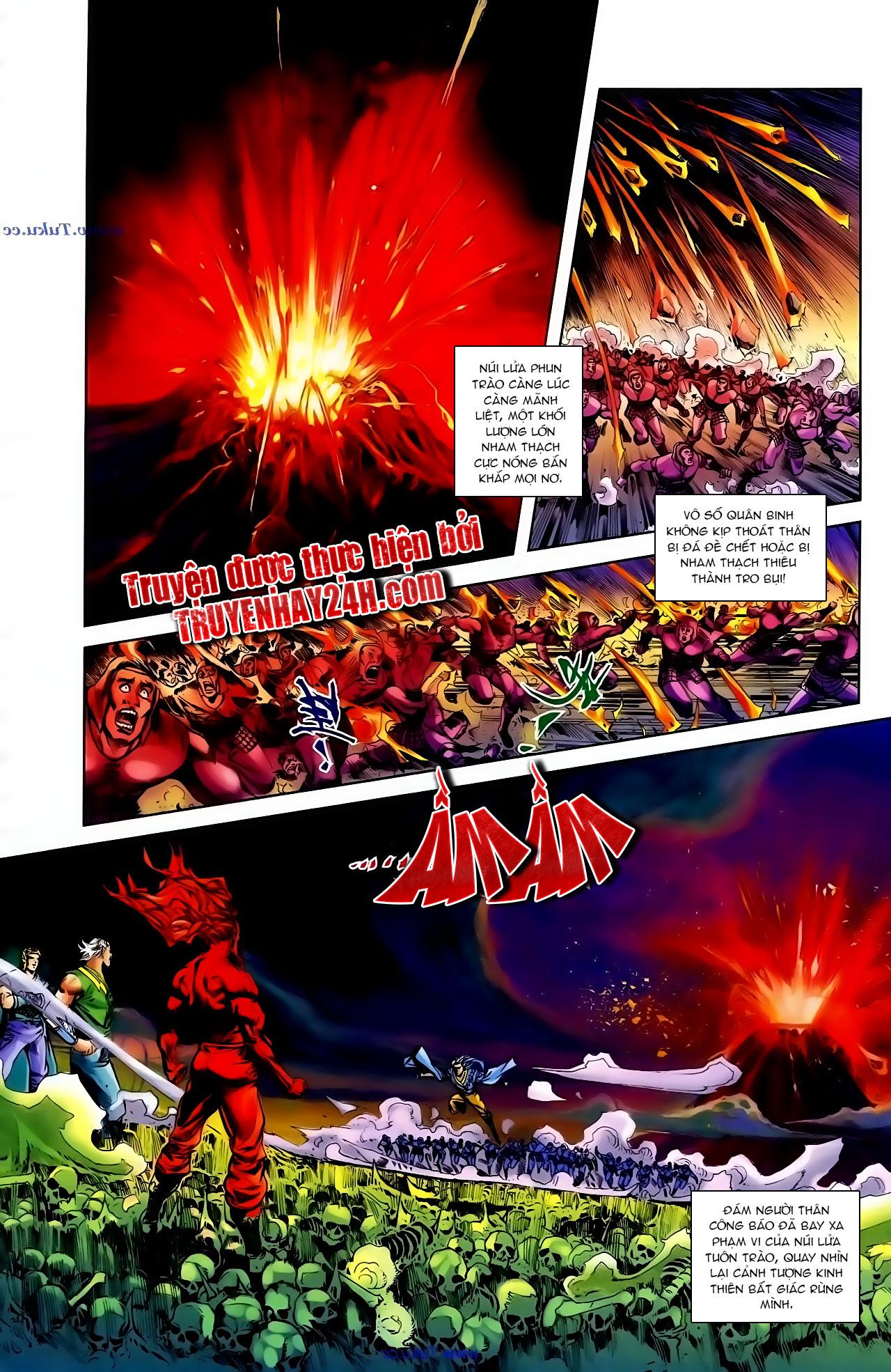 Cơ Phát Khai Chu Bản chapter 103 trang 7